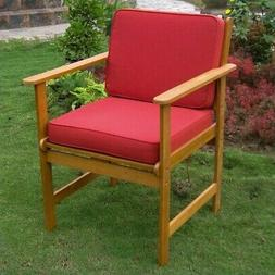International Caravan  Royal Tahiti Gulf Port Arm Chair with