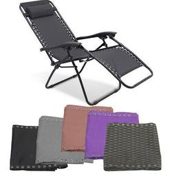 Breathable Folding Sling Chair Replacement Cloth Tessforest