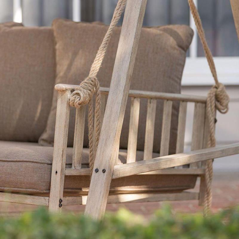 Cane Outdoor Swing