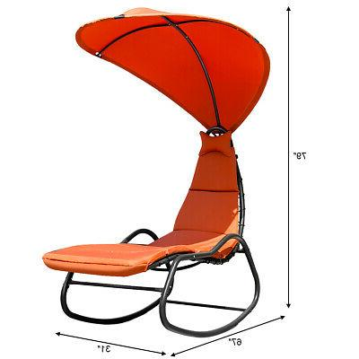 Patio Hanging Chair Swing Hammock Canopy Thick