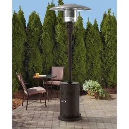 Patio Heater Outdoor Large Push And Turn Ignition Easy Mobil