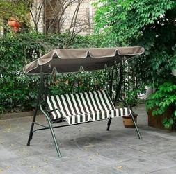 Replacement Canopy Top Hammock Cover for Garden Patio Outdoo