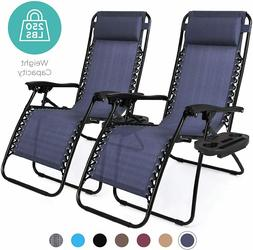 Best Choice Products SKY3733 Adjustable Patio Lounge Chair 2