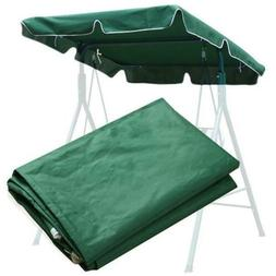 Waterproof Swing Canopy Patio Furniture Covers, Porch Top Co